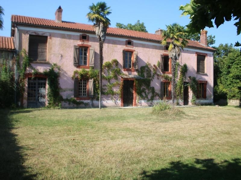 XVIIIth Century traditional Gascon house.