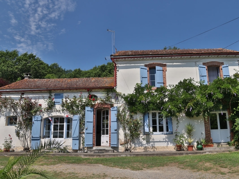 Charming cottage and comfortable gite.
